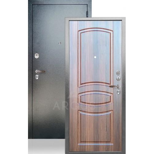 Стальная входная дверь Аргус ДА-61 Монако Коньяк статус