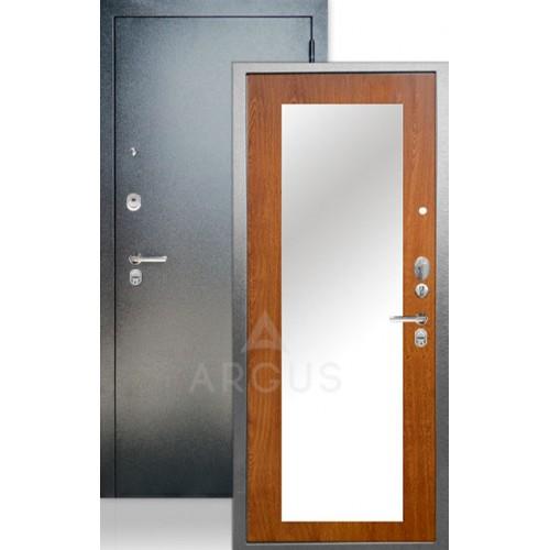 Стальная входная дверь Аргус ДА-66 Милли Дуб золотой ЛЮКС