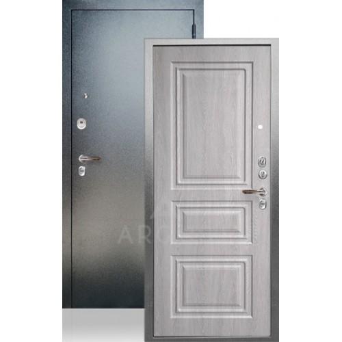 Стальная входная дверь Аргус ДА-64 Скиф Грей Филадельфия