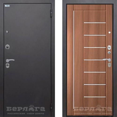 Сейф-дверь Берлога Тринити (ЧМ) Фриза Миланский орех