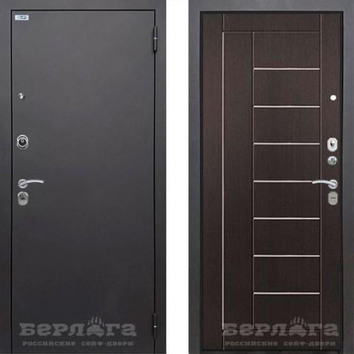 Сейф-дверь Берлога Тринити (ЧМ) Фриза Венге