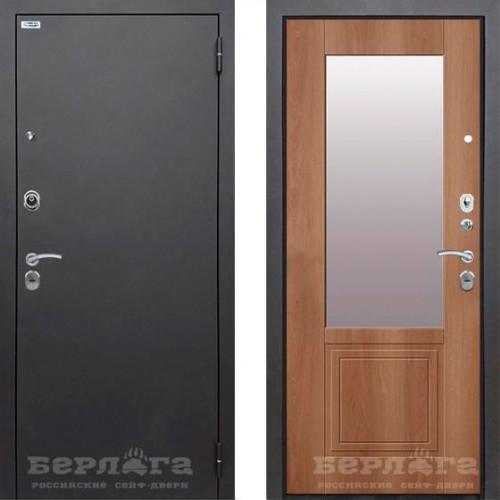 Сейф-дверь Берлога Тринити (ЧМ) Гала Миланский орех