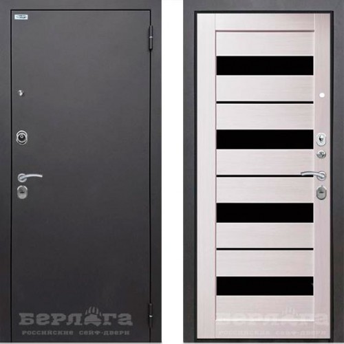 Сейф-дверь Берлога Тринити (ЧМ) Милана Лиственница белая