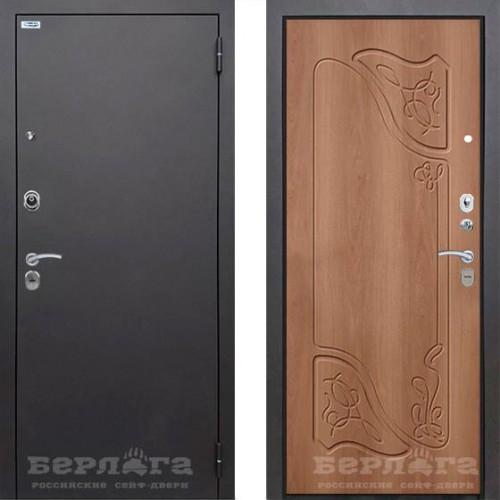Сейф-дверь Берлога Тринити (ЧМ) Веста Миланский орех