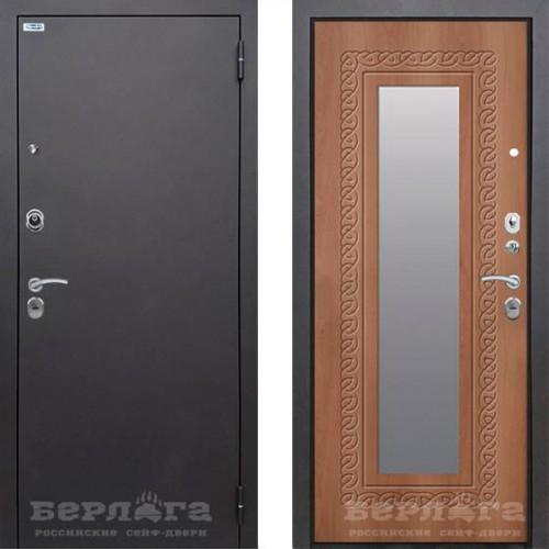 Сейф-дверь Берлога Тринити (ЧМ) Викинг Миланский орех