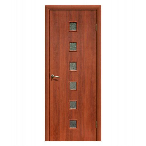 Дверь межкомнатная КВАДРАТ, ламинированная (ст.матовое)