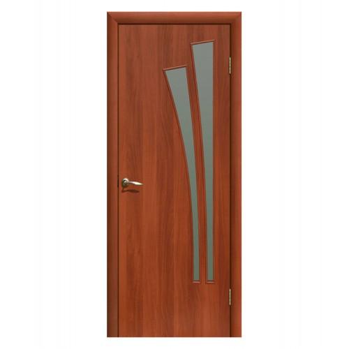 Дверь межкомнатная ЛАГУНА, ламинированная (ст.матовое)