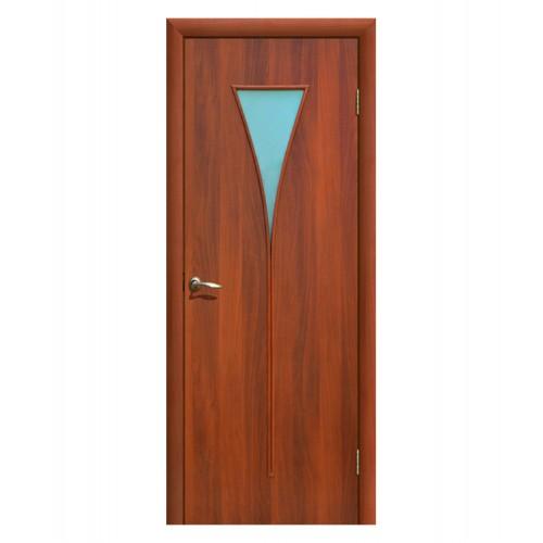 Дверь межкомнатная РЮМКА, ламинированная (ст.матовое)