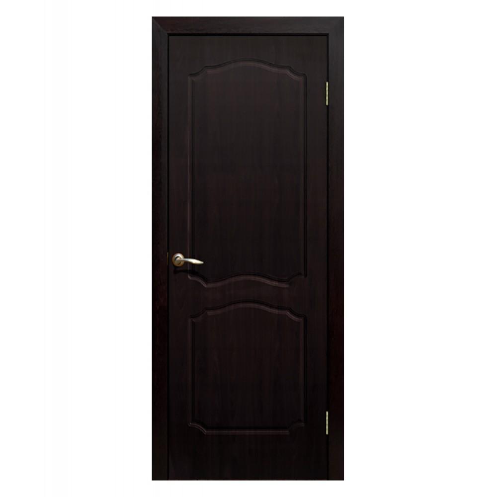 Дверь межкомнатная ДГ Классика (Венге)