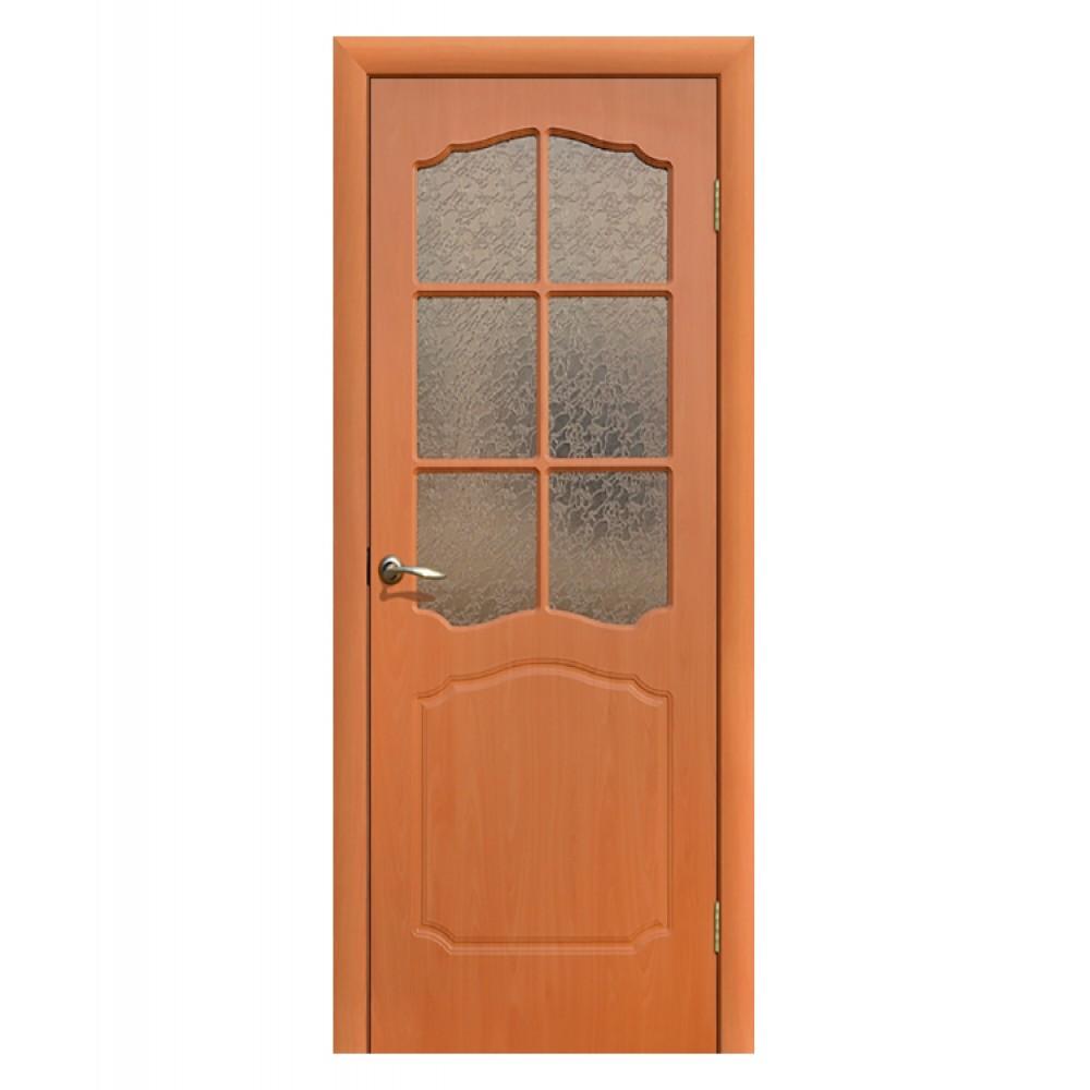 Дверь межкомнатная ДО Классика (Миланский орех)