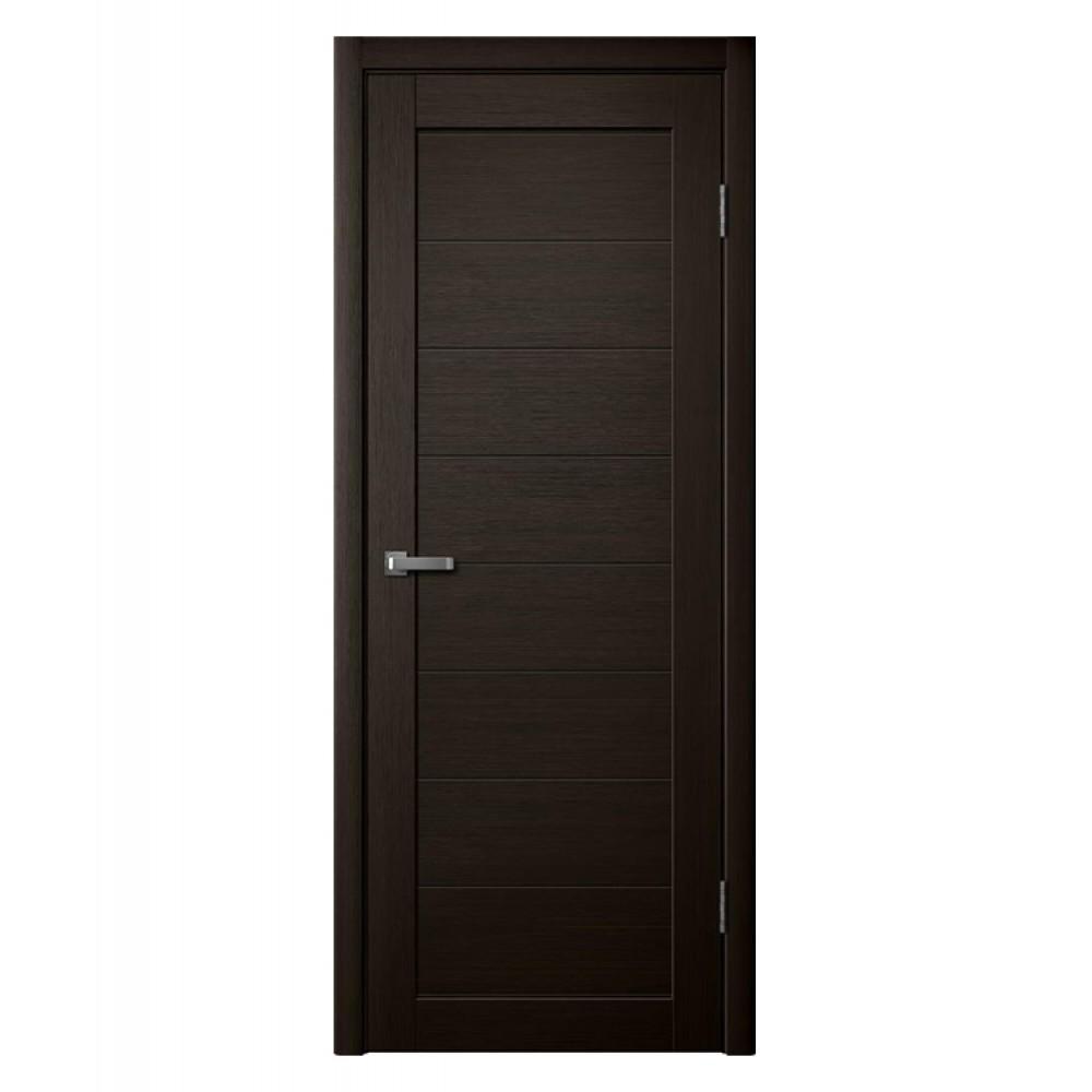 Дверь межкомнатная LD-1, экошпон (глухая)