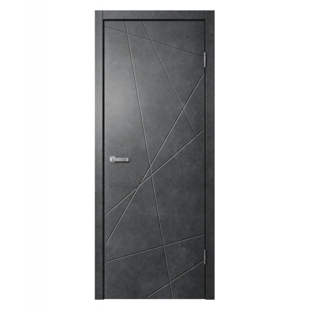 Дверь межкомнатная LINE 01, пвх (глухая)