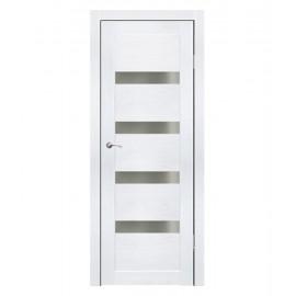 Дверь межкомнатная АДАЖИО (Ясень белый)