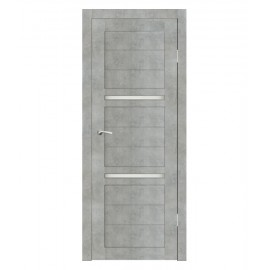 Дверь межкомнатная АЛЕССАНДРО (Бетон)