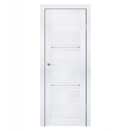 Дверь межкомнатная АЛЕКСАНДРО, экошпон (ст. матовое)