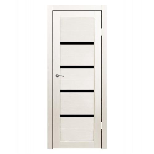 Дверь межкомнатная БИЛАНЧИНО, экошпон (ст. черное)