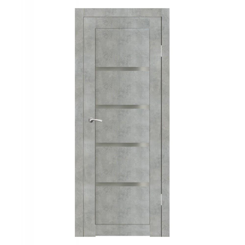 Дверь межкомнатная БИЛАНЧИНО (Бетон)