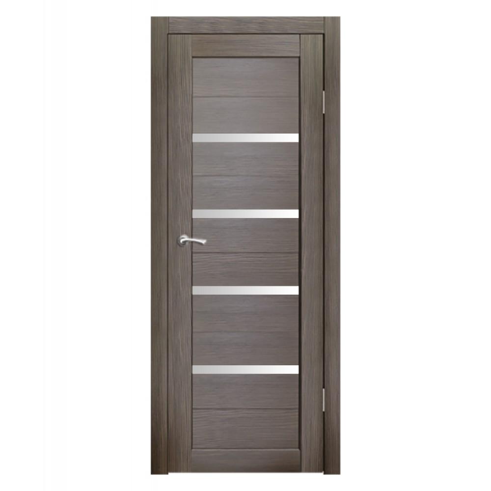 Дверь межкомнатная БИЛАНЧИНО (Акация темная)