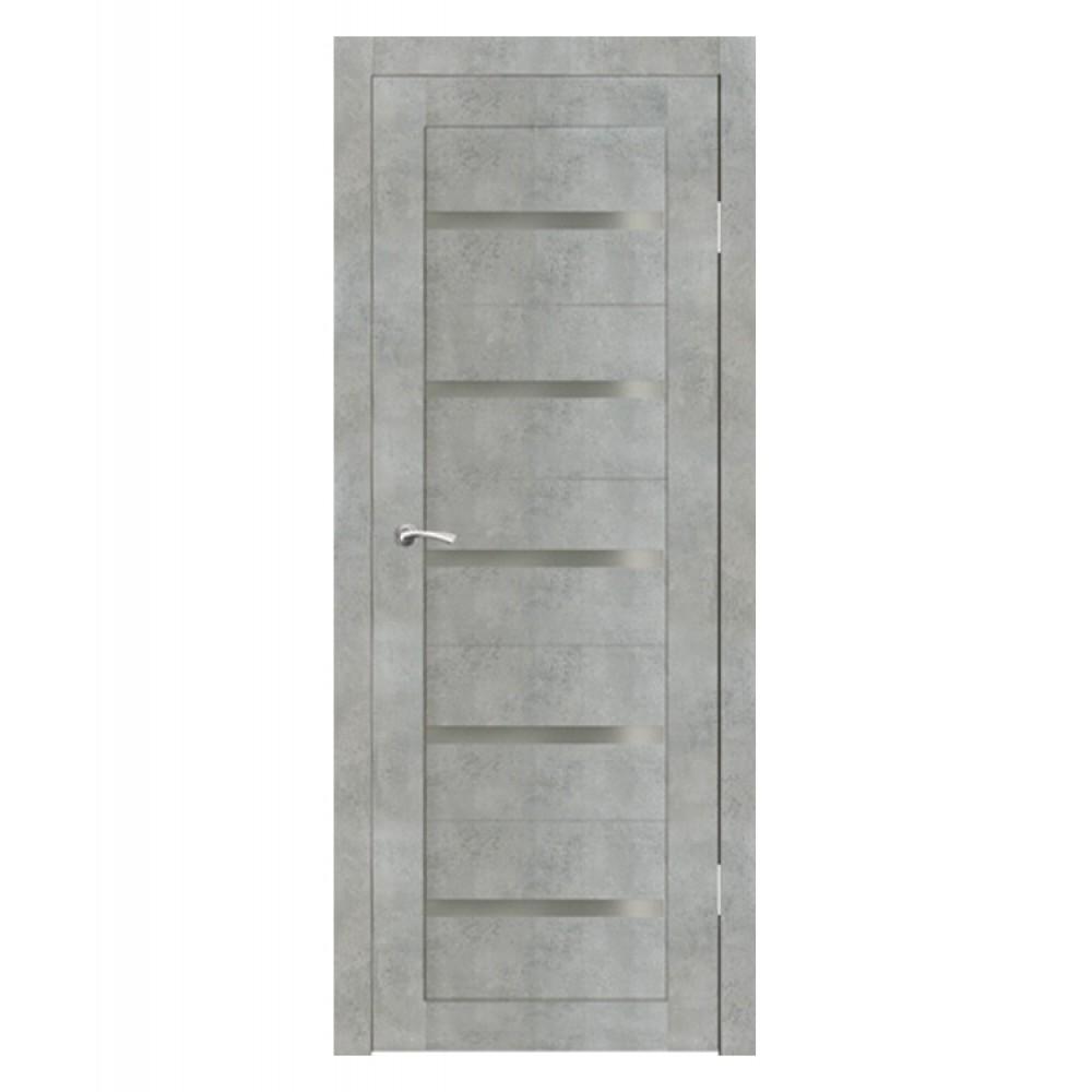 Дверь межкомнатная БЬЯНКА (Бетон)
