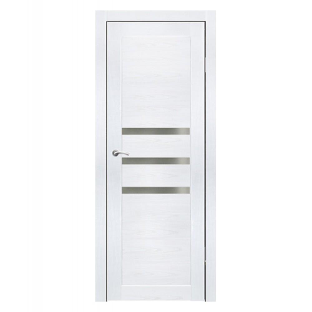 Дверь межкомнатная ГРАЦИЯ, экошпон (ст. матовое)
