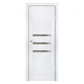 Дверь межкомнатная ГРАЦИЯ (Ясень белый)