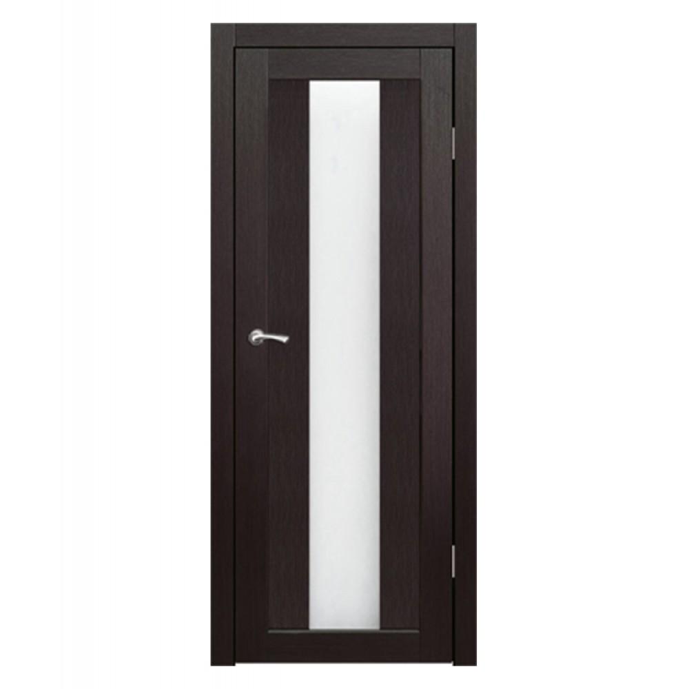Дверь межкомнатная КАПЕЛЛА, экошпон (ст. матовое)