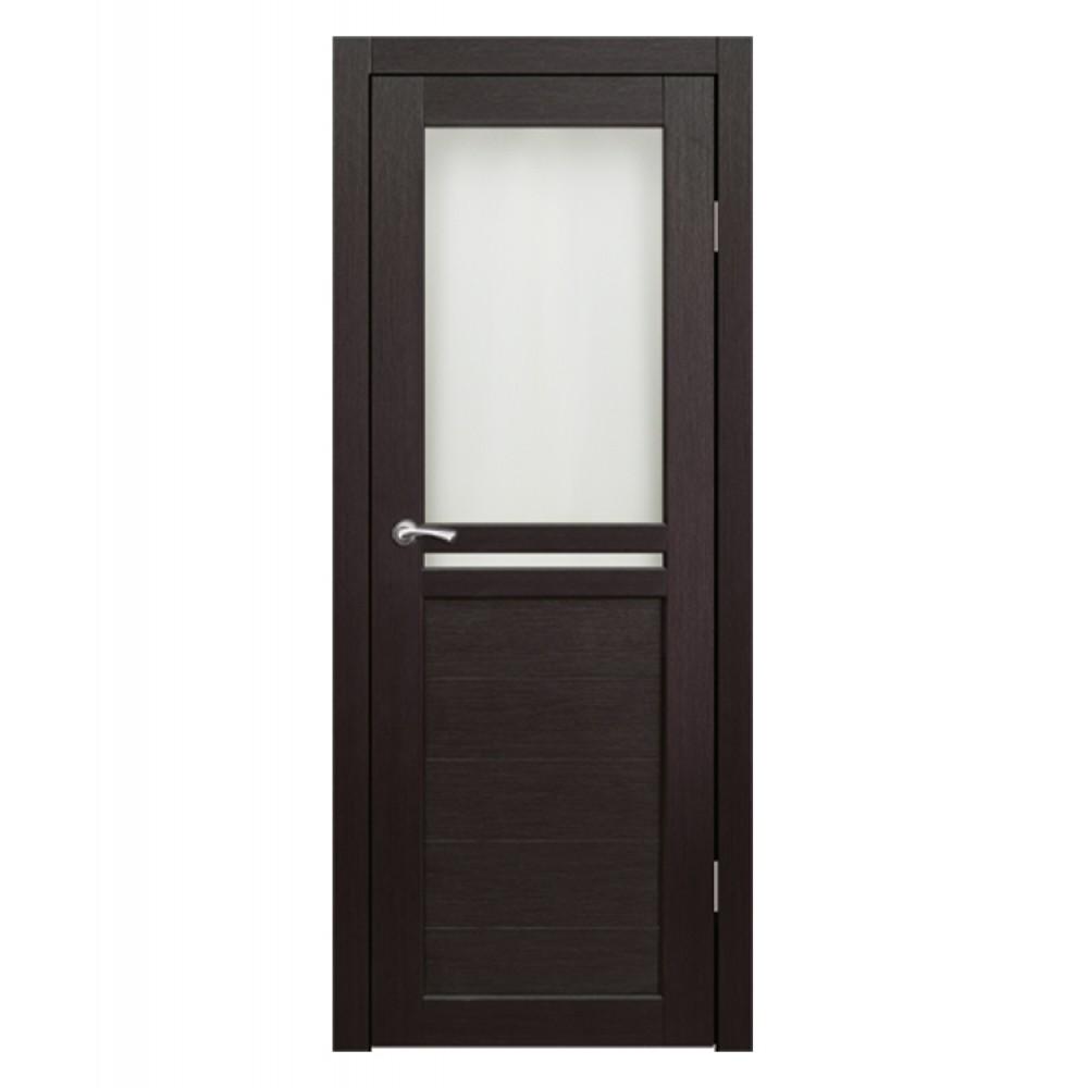 Дверь межкомнатная ЛАЦИО , экошпон (ст. матовое)