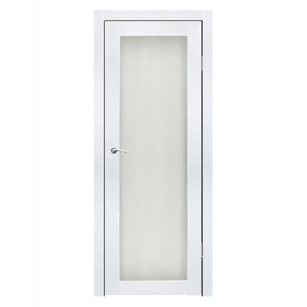 Дверь межкомнатная ЛЕГРО, экошпон (ст. матовое)