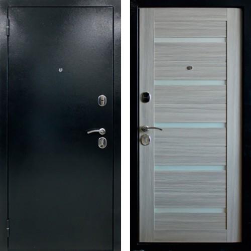 Входная дверь Лига Царга 5С Грей