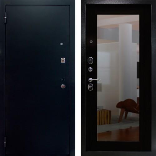 Входная дверь Престиж Зеркало Венге