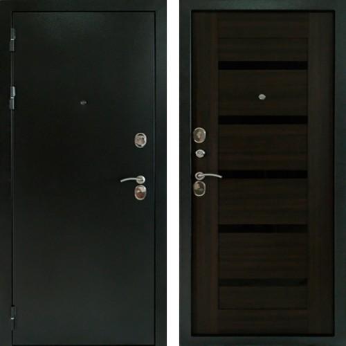 Входная дверь Триумф Экошпон Венге